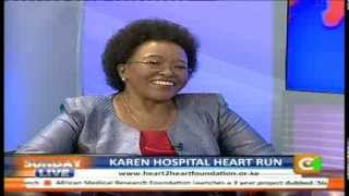 Sunday Live Inteview: Dr  Betty Gikonyo, Cardiologist