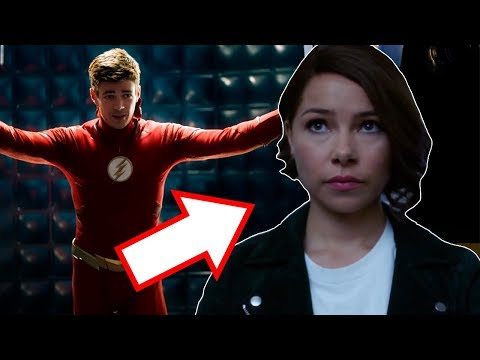Barry Finds Out About Reverse Flash & Nora?! - The Flash 5x10 Promo Breakdown!