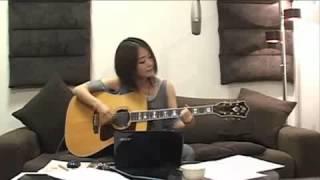 2012/7/29(日) 森恵さんのUSTREAMライブより Megumi Mori is a rising...
