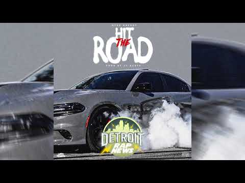 "Nyce Greedy – ""Hit The Road"" DetroitRapNews Exclusive (Official Audio)"