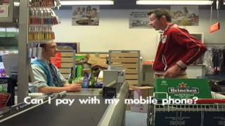 NFC Mobile Payments : A new dimension to shopping