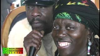 Making of The Reggae Legends documentary clip - Jafada and Makeda