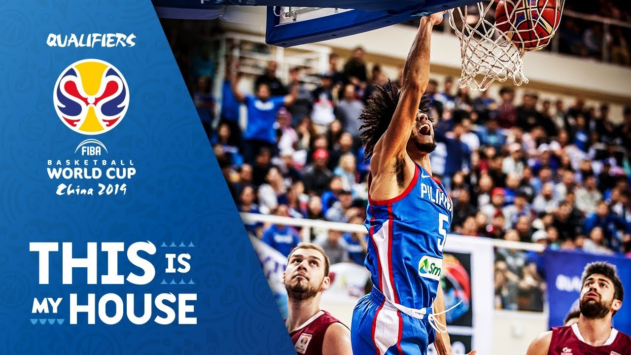 The 100 BEST plays from the FIBA Basketball World Cup 2019 Qualifiers (2nd Round)