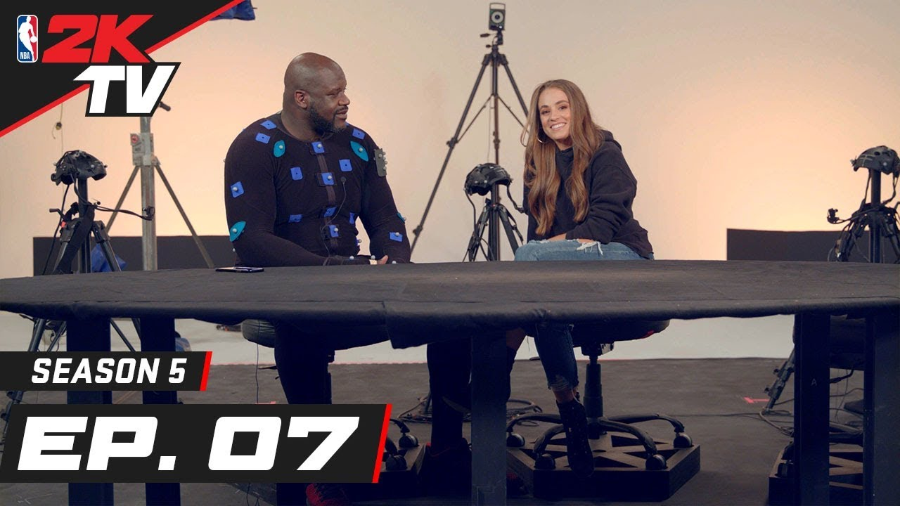 Shaquille O'Neal Returns! - NBA 2KTV S5. Ep. 7