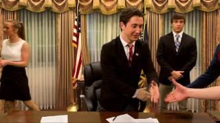 Mr President by Seth Brown