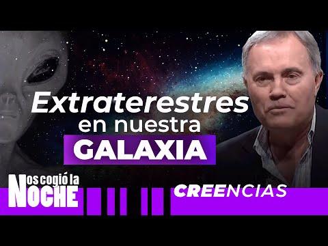 Hay Extraterrestres En Nuestra Galaxia, Sixto Paz Wells - Nos Cogió La Noche