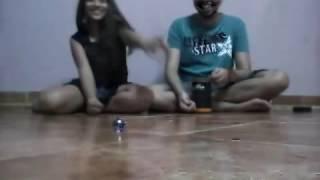 parte 2 jogando bolinha de gude Rogério e Maria