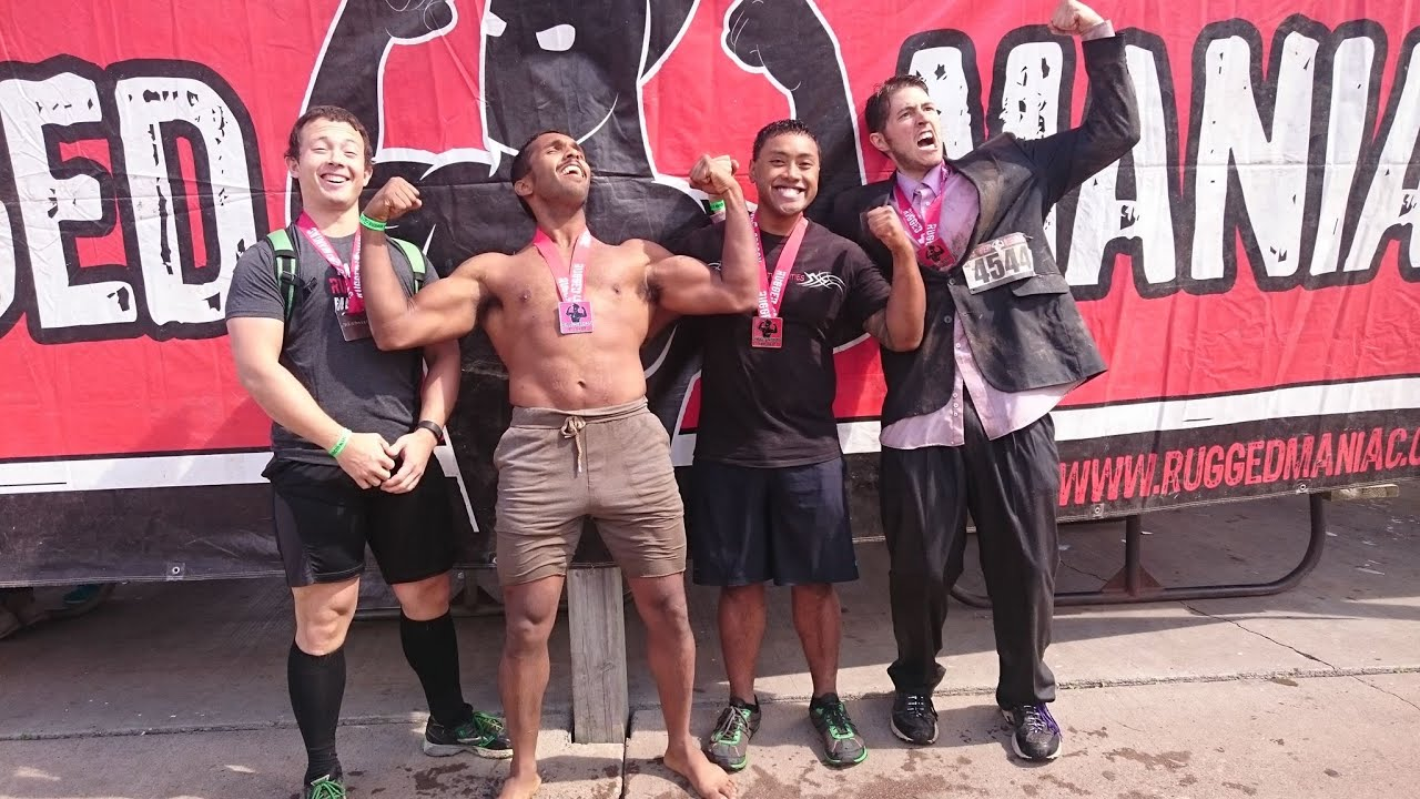 Rugged Maniac Hd Twin Cities 2016