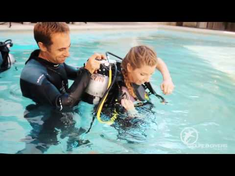 PADI Instructor development course cancun