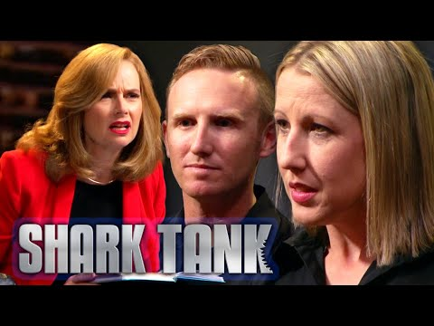 """Sharks Discover Missing Trademark """"You Don't Even Own Your OWN Name!""""   Shark Tank AUS"""