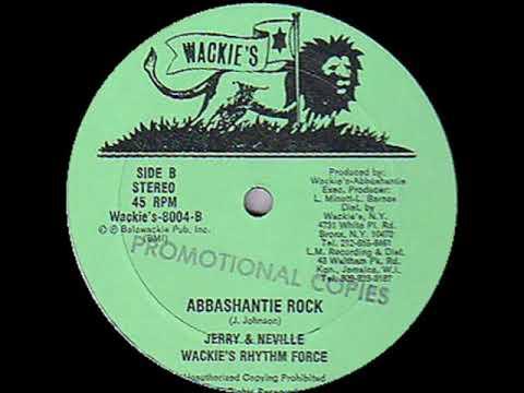 Jerry Johnson & Neville Anderson - Abbashantie Rock