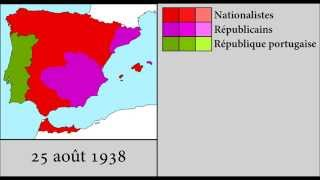 Spanish Civil War (1936-1939) Every Day