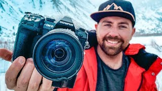 Best Camera for ADVENTURE - Olympus OM-D E-M1X Review