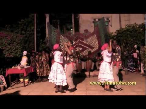 CAIDIJE : Merengue haitiano & ritmo vodú