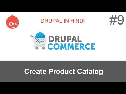Tutorial #9 How to create Product Catalog using view and use Views