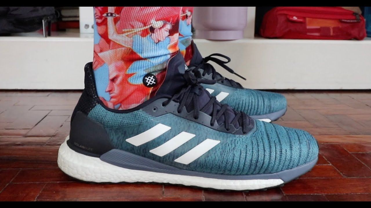 promo code 298ec 817ea SEVERELY UNDERRATED SNEAKERS ADIDAS SOLAR GLIDE REVIEW