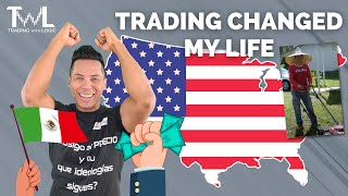 TRADING changed my life...