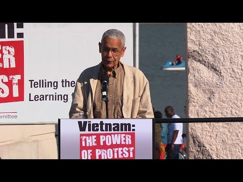 "In a Final Speech, Civil Rights Icon Julian Bond Declares: ""We Must Practice Dissent"""