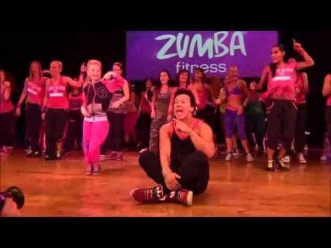 Zumba Creator  Beto Perez & Fanny,Pink Party