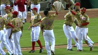 MLB: Phillips drives home Hairston to win it