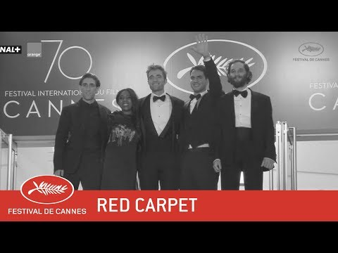 GOOD TIME - Red Carpet - EV - Cannes 2017