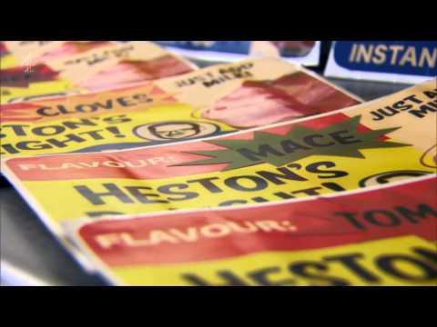 Heston's Great British Food S01E03  Puddings