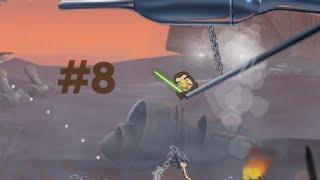 Angry Birds Star Wars 2 #8: Qui Gon Jinn boss