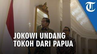 Presiden Ri Joko Widodo Undang Tokoh Adat Papua Dan Papua Barat Ke Istana Pekan Depan