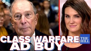 Krystal Ball: Bloomberg's $100 million ad buy is class warfare