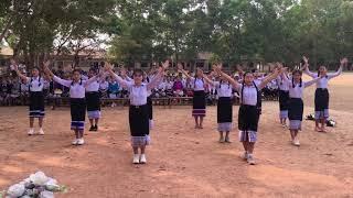 라오스 전통 춤_최고 실력자들
