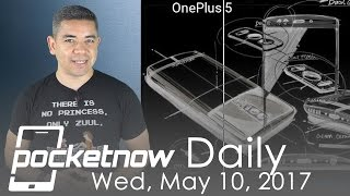 OnePlus 5 with 4 cameras, Galaxy S8 goes unlocked & more   Pocketnow Daily