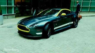 $100K Aston Martin Not Fit for U.S. Roads (Maybe)
