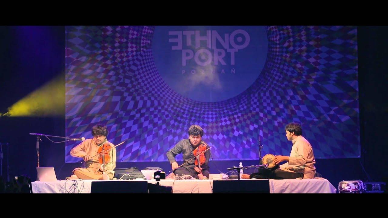 Ganesh-Kumaresh @ Ethno Port Poznan Festival 2014