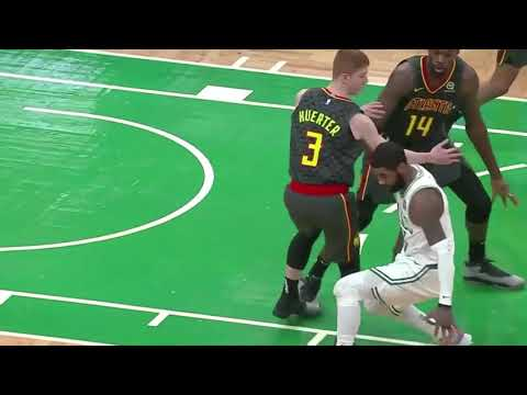 For the Love of Sports with Zach Harris - Local Kevin Huerter Had No Chance Against Kyrie