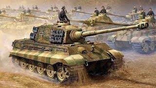 видео: НЕСОКРУШИМЫЕ Немецкие танки второй мировой. Бронетехника и Танки Германии времен второй мировой