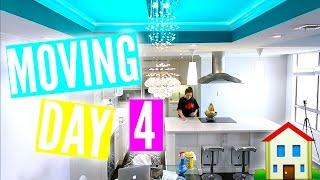 One of HeyItsSarai's most viewed videos: UNPACKING & ORGANIZING! MOVING DAY 4 | HeyItsSarai