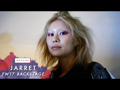 Seoul Fashion Week FW17 BTS @ JARRET| Song Haena, Nicole, LABOUM and more~