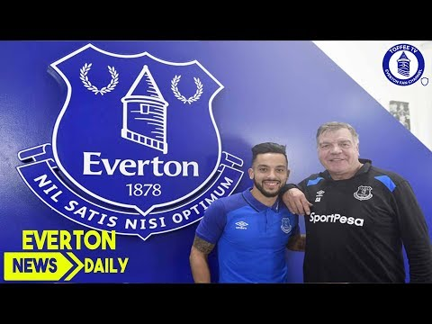 """Walcott """"I want the Club to push to the next level""""   Everton News Daily"""