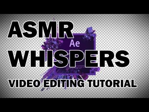 #ASMR: TUTORIAL/WALKTHROUGH- VIDEO EDITING PROCESS
