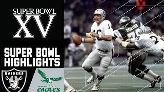 Super Bowl XV: Raiders vs. Eagles | NFL