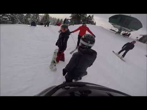 Arc'teryx Finance Shreds Cypress Mountain *FULL SEND*