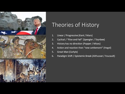 Cigar Stream #54: Theories of History