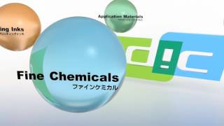 【DIC株式会社】DICの事業と製品