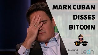 """Mark Cuban – """"No Chance"""" For Bitcoin 