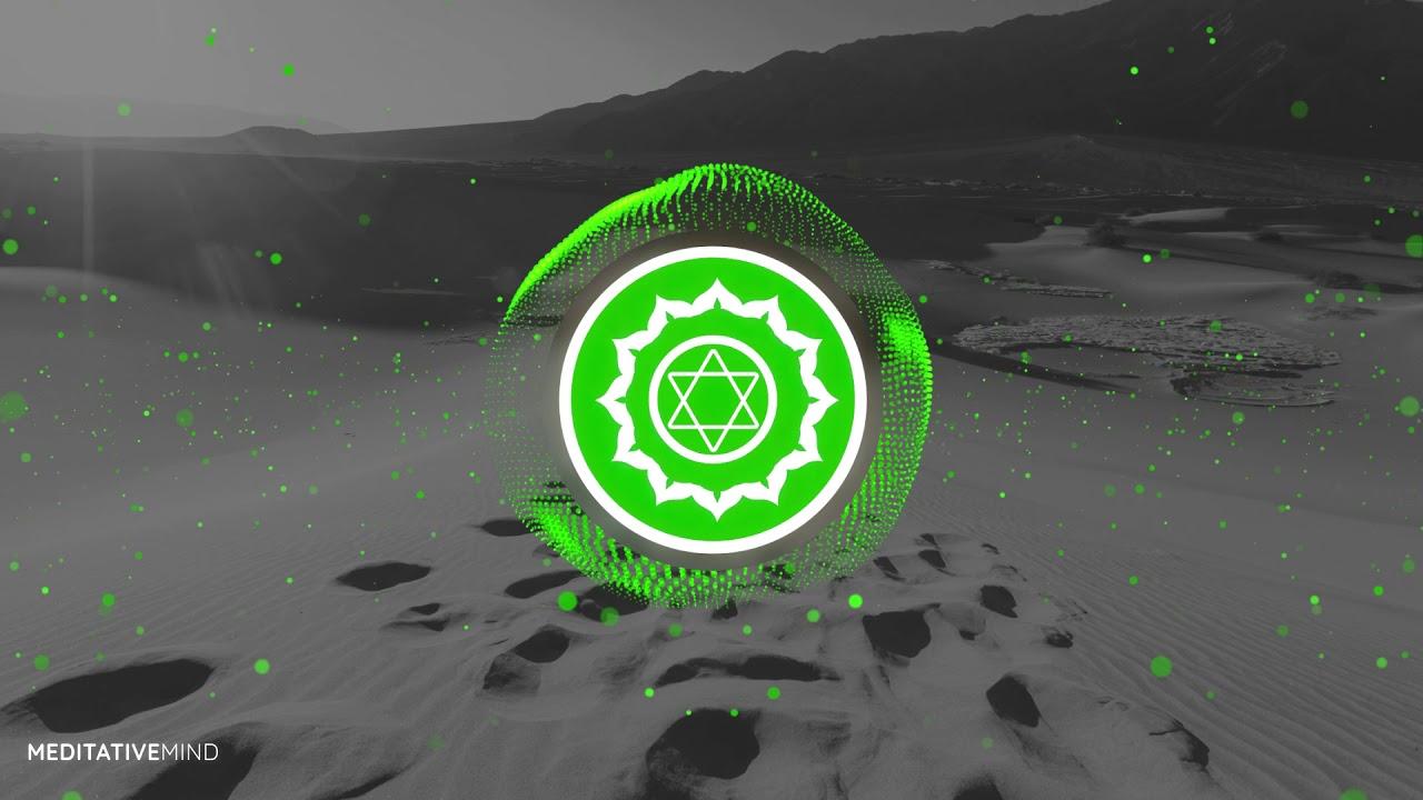 HEART CHAKRA MEDITATION ❯ Seed Mantra YAM Chants ❯ Cosmic Chants for 7  Chakras ❯ ANAHATA HEALING