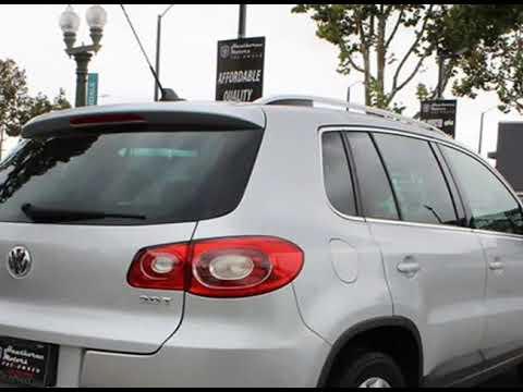 2011 Volkswagen Tiguan S (Lawndale, California)