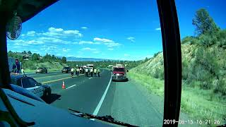 Highway 69 Motorcycle Accident