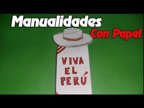 Manualidades con papel manualidades para adornos por 28 for Diario mural fiestas patrias chile