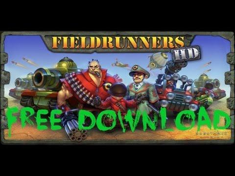 Fieldrunners free
