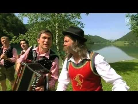Die Mayrhofner & Die 4 Holterbuam - Tiroler Steirer Musimix